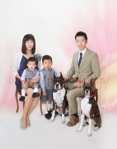 ペットとご家族
